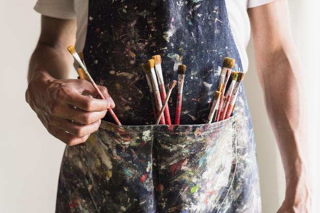 ศิลปะทำให้เราเป็นคนใจเย็นมากยิ่งขึ้น